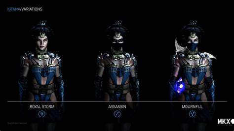 siege xbox 360 mortal kombat x character select screen and variations