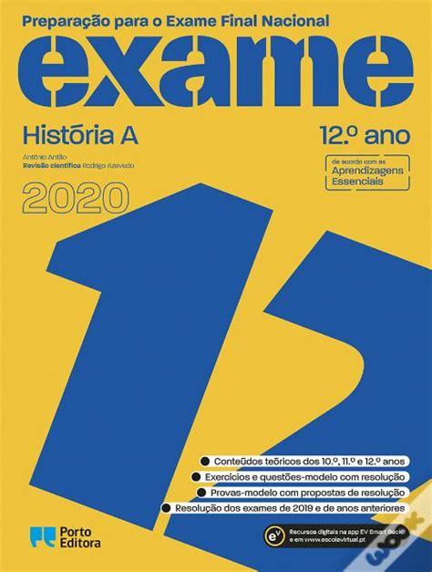 Preparação para o Exame Final Nacional 2020 - História A ...