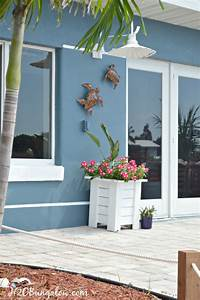 outside wall decor How To Hang Outdoor Wall Decor Without Nails - H2OBungalow
