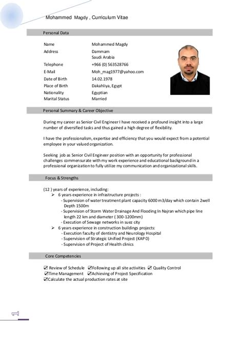 Salesman Cv by Mohamed Magdy Resume
