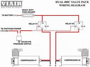Viair  Dual 480c 200psi Air Compressor Pumps
