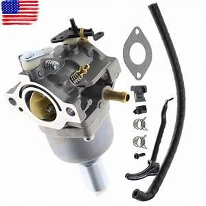 Carburetor For Craftsman Lt1000 16 Hp Engine  U0026 15 5 Hp