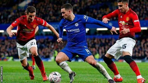 Carabao Cup fourth Round Draw: Chelsea vs Man United ...