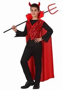 Déguisement Enfant Halloween : d guisement diable enfant ~ Melissatoandfro.com Idées de Décoration