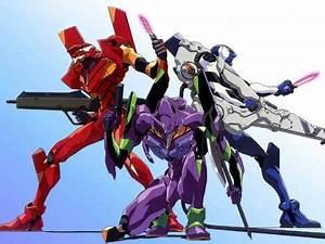 Neko Random Watched Neon Genesis Evangelion Original