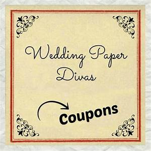 wedding paper divas coupons With wedding paper divas invitations coupon