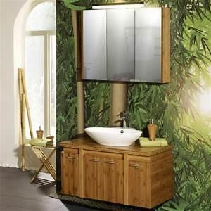 Badezimmer Regal Bambus : badezimmerm bel bambus haus ideen ~ Whattoseeinmadrid.com Haus und Dekorationen