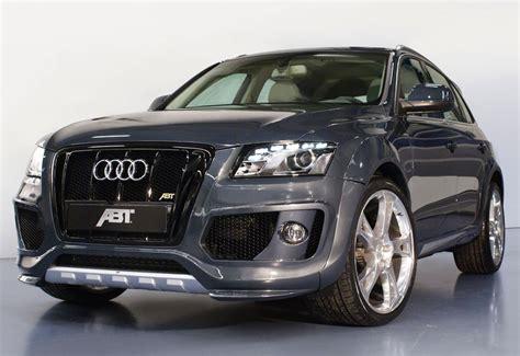 Audi Q5 Modification by Abt Audi Q5 Modification Auto Car Modification