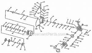 Shakespeare T4480 Parts List And Diagram