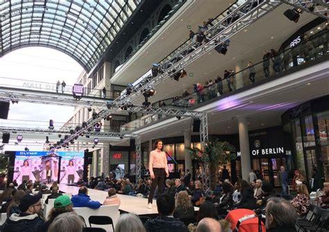 mall  berlin lp hair fashion show