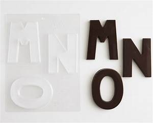 block letters large m n o chocolate mold cakegirls With large chocolate letters