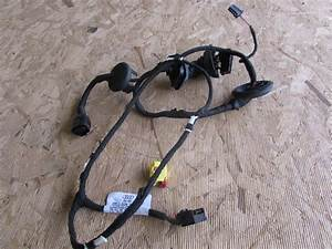 Audi Tt Mk2 8j Oem Door Wiring Harness  Left 8j0971029ab