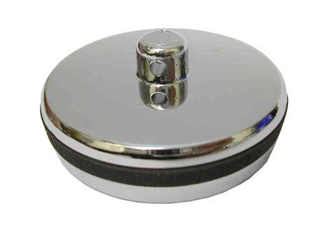 chrome plated plastic kitchen sink plug bath plug