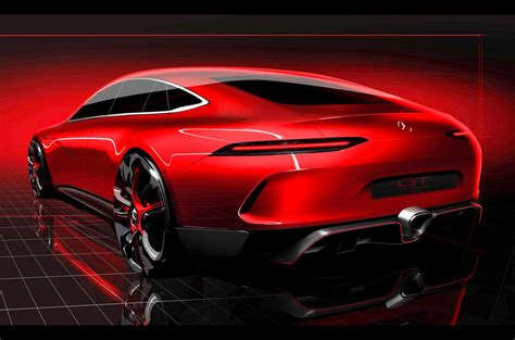 mercedes amg gt concept details images specifications