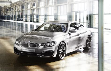 bmw  series coupe concept revealed  caradvice