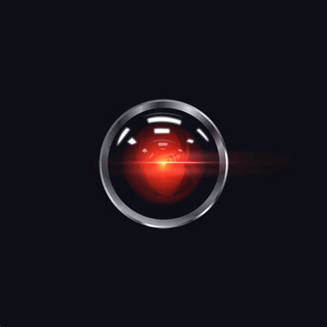 Hal 9000 Animated Wallpaper - δ s gt 0 3ziz0taibi hal 9000