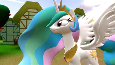 One Day with Princess Celestia - YouTube