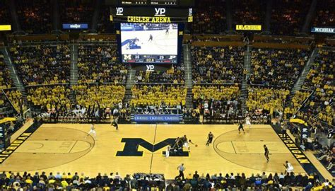 michigan wolverines basketball tailgating supertailgate