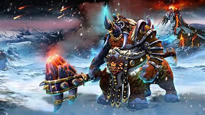 Dota Magnus Ancient Fantasy Heroes Armor Valve