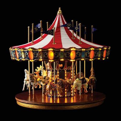 decorations animated anniversary carousel by mr american sale