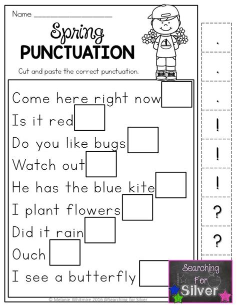 number names worksheets 187 punctuation worksheets grade 4