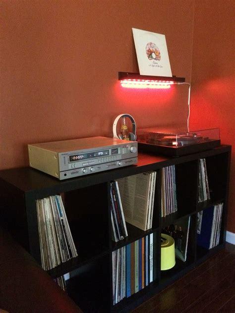 Ikea Kallax Alternative by Ikea Kallax Shelf Used For Vinyl Record Collection Misc