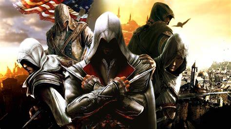 Assassins Creed Assassins Creed Wallpaper 30820342