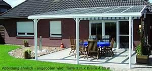 Wintergarten Bausatz Preis : terrassendach zum selber bauen alu terrassendach sofort lieferbar ~ Whattoseeinmadrid.com Haus und Dekorationen