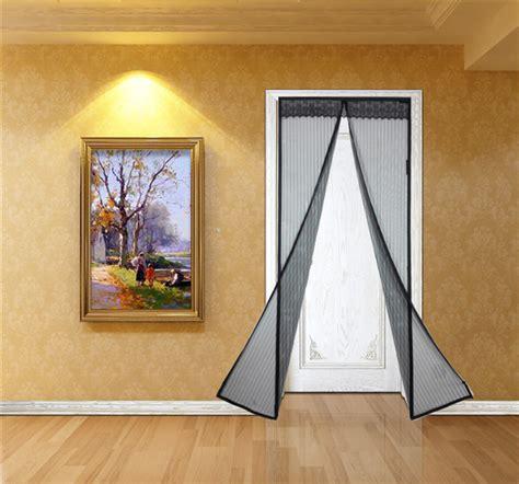magnetic door screen magnetic door screen pintu magnet blue