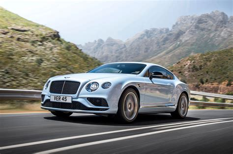 bentley continental 2016 2016 bentley continental gt v8 s front three quarter in motion