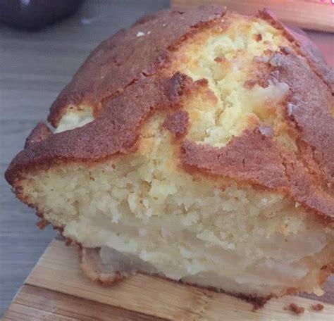 cake poire mascarpone au thermomix recette de cake au thermomix
