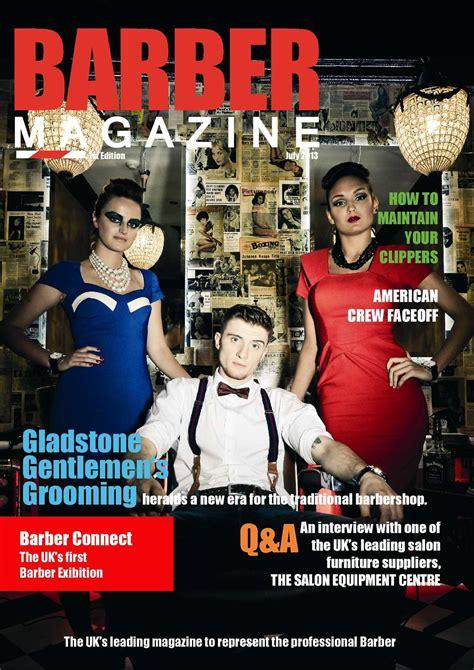 Calaméo - Barber Magazine