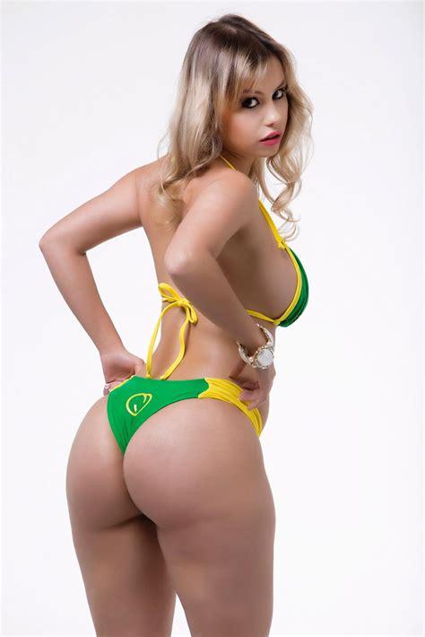 Miss Brazil Naked
