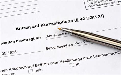Sozialamt Wohnung 1 Person by Verhinderungspflege Und Kurzzeitpflege
