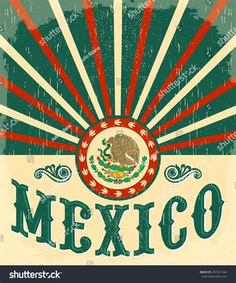 foto de Vintage Mexican Poster CollageVideo
