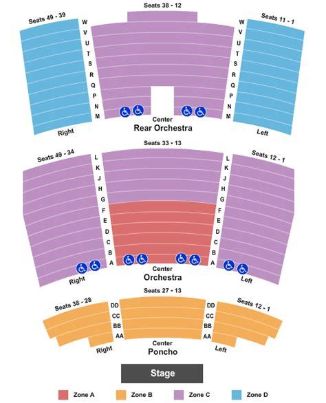 blue man group   seating chart blue man