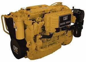 Caterpillar C9 Marine Engine Specs  Features  Details
