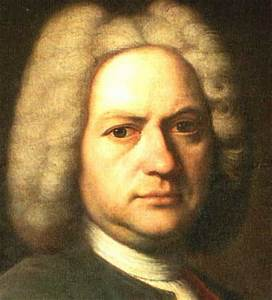 J.S. BACH: Portrait in Old Age