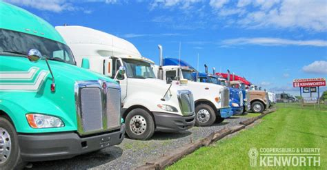 Buy Used Kenworth Trucks More In Pa