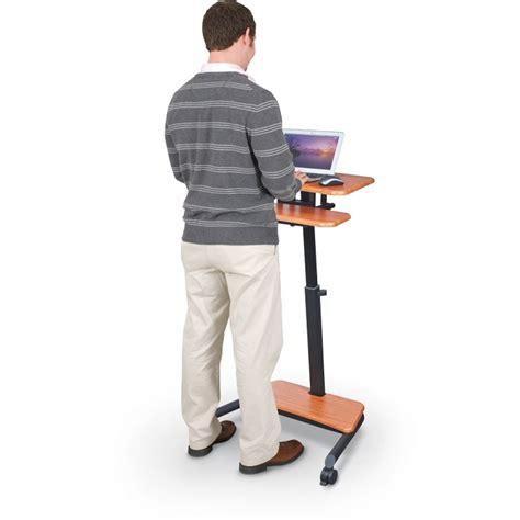 balt up rite workstation sit stand desk balt up rite workstation mobile adjustable sit and stand