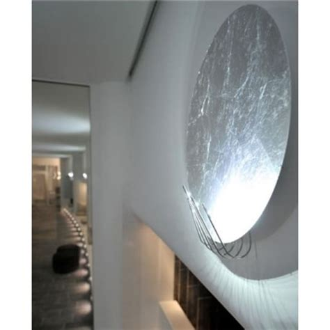 led wall  ceiling lamp full moon catellani smith