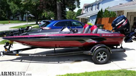 Ranger Bass Fishing Boats For Sale by Armslist For Sale 2010 Ranger Bass Boat Like New