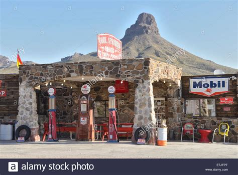 Usa United States America Arizona Williams Route 66 Usa United States America Arizona Route 66 Oatman