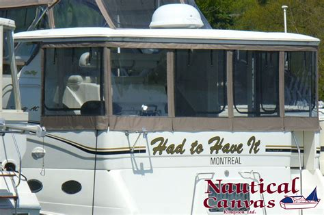 Boat Covers Kingston by Nautical Canvas Kingston View Our Portfolio Of Custom