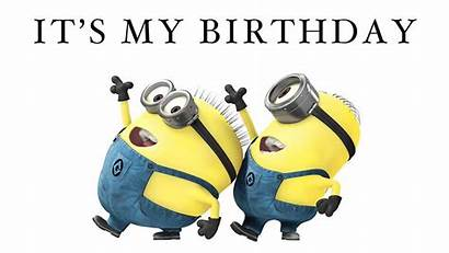 Birthday Happy Funny Wishes Minions Minion Card