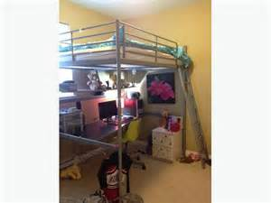 loft bed full double size west shore langford colwood