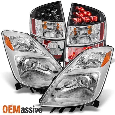 2004 toyota prius brake light bulb 2004 2005 toyota prius halogen type headlights clear