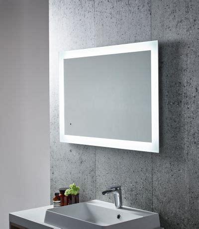 bathroom mirrors  bj mullen led lighting steam demisting