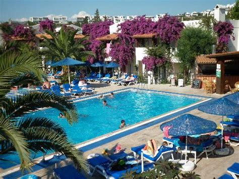 Main Pool  Picture Of Summer Garden Apart Hotel, Bitez