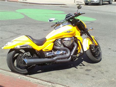 Suzuki Boulevard Motorcycle